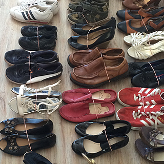 b3dfd4bd70985 Secondhand Shoes all shoes are paired, fashionable and in excellent wearing  condition.There are No holes, stains, tears, rips, separations or worn soles